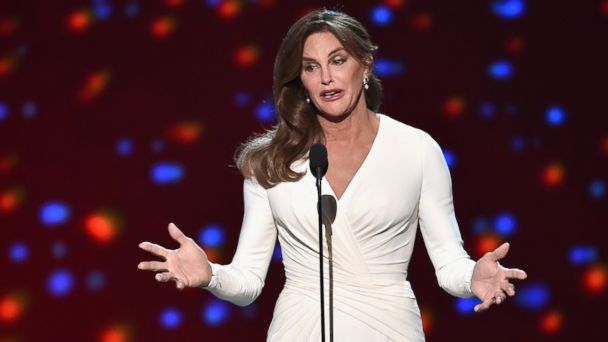 Caitlyn Jenner confronts Jimmy Kimmel about late-night jokes made about her before she transitioned