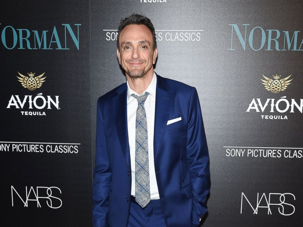 PHOTO: Actor Hank Azaria attends a screening of Sony Pictures Classics Norman hosted by The Cinema Society at the Whitby Hotel, on April 12, 2017, in New York City.