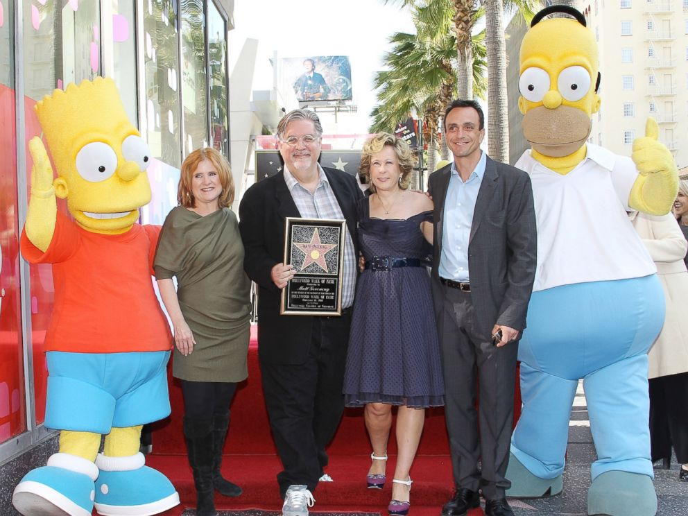 Hank Azaria on the inspiration for the voices of his 'Simpsons' characters