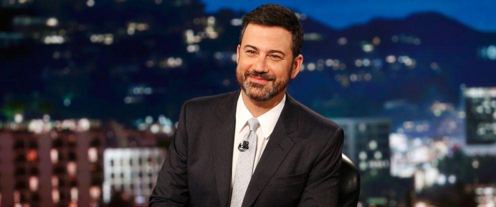 """PHOTO: Jimmy Kimmel on """"Jimmy Kimmel Live"""", April 20, 2017."""