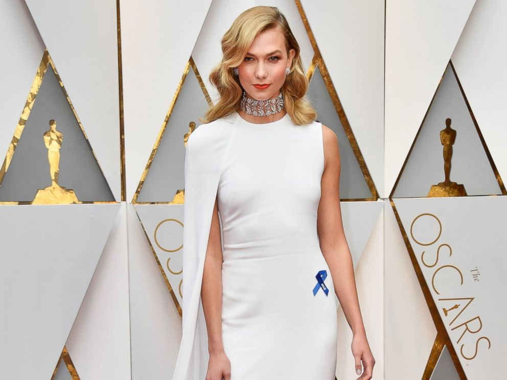PHOTO: Model Karlie Kloss attends the 89th Annual Academy Awards at Hollywood & Highland Center, on Feb. 26, 2017, in Hollywood, Calif.