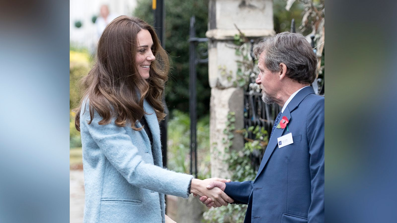 Princess Kate Visits A Womens Prison In England Abc News
