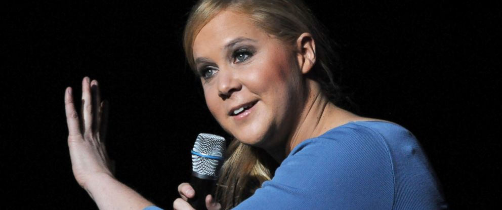 PHOTO: Amy Schumer on stage during the 2014 International CES at The Las Vegas Hotel & Casino on January 9, 2014 in Las Vegas, Nevada.