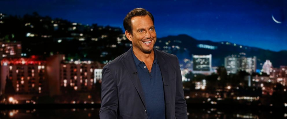 "PHOTO: Will Arnett guest hosts ABCs ""Jimmey Kimmel Live"" on May 2, 2017."