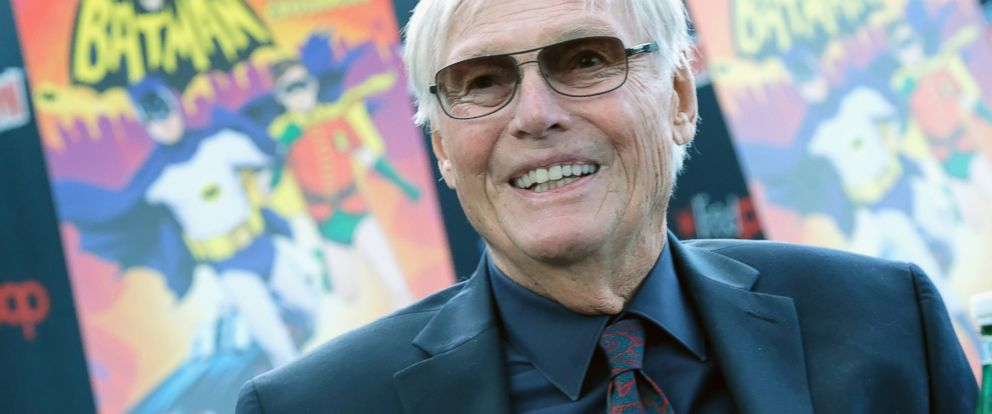 PHOTO: Actor Adam West attends the Batman: Return of the Caped Crusaders Press Room at New York Comic-Con - Day 1 at Jacob Javits Center, Oct. 6, 2016 in New York City.