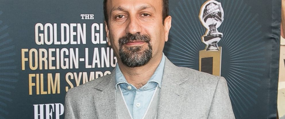 PHOTO: Asghar Farhadi arrives to the American Cinematheque Panel Discussion With Golden Globe Nominated Foreign-Language Directors at the Egyptian Theater, Jan. 7, 2017 in Hollywood, California.