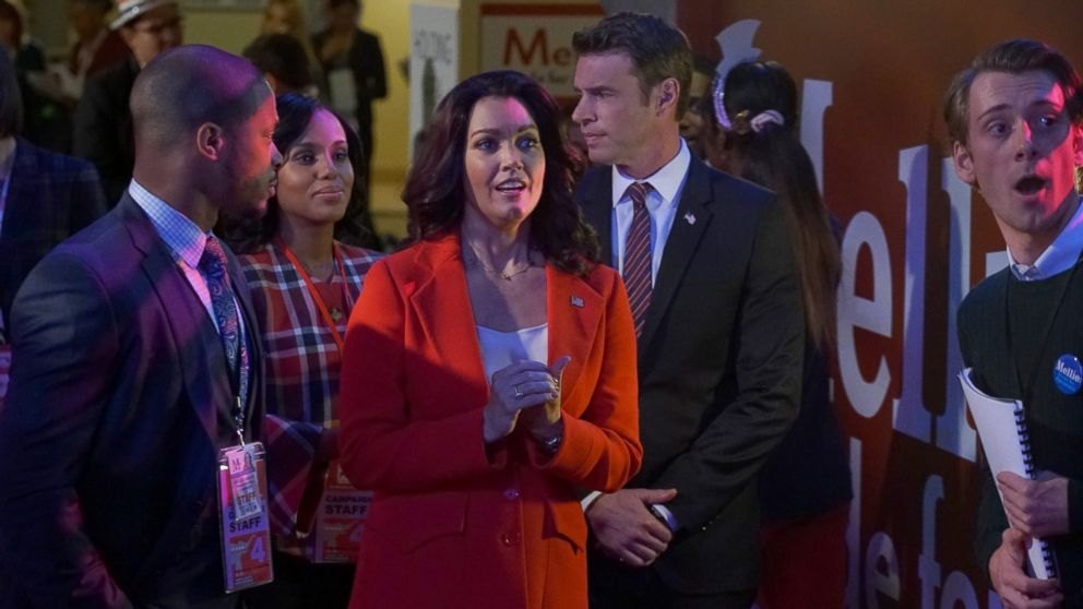 Bellamy Young of 'Scandal' on challenging Shonda Rhimes: 'I lost'