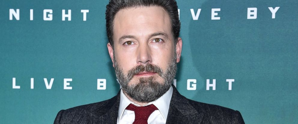 """PHOTO: Ben Affleck attends the """"Live by Night"""" premiere at Cinema UGC Normandie, Jan. 16, 2017, in Paris, France."""