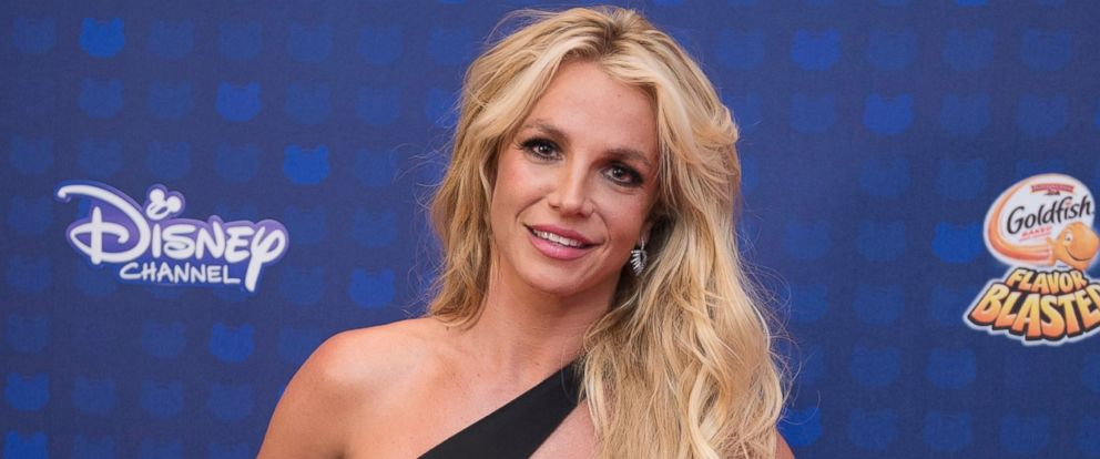 Britney Spears honored with top award at 2017 Radio Disney ...