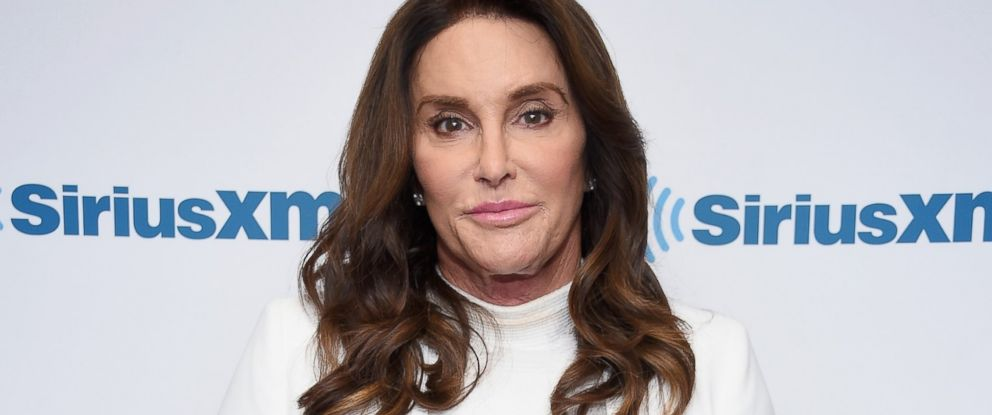 PHOTO: Caitlyn Jenner poses during the SiriusXM Town Hall with Caitlyn Jenner, April 26, 2017 in New York City.