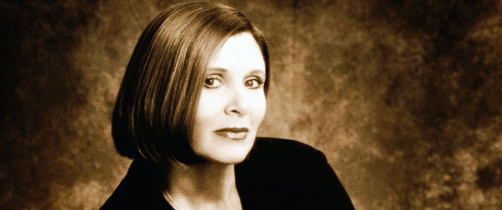 PHOTO: American actress Carrie Fisher.