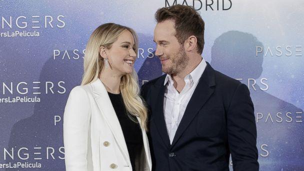 Jennifer Lawrence Gets Back at Chris Pratt for Pranks