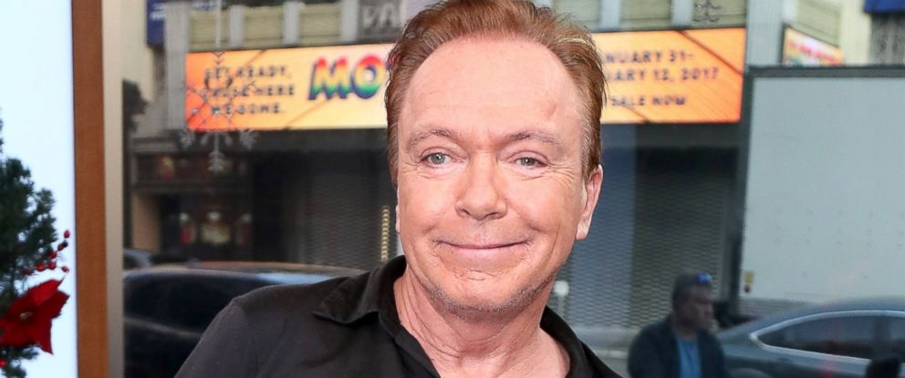 PHOTO: David Cassidy attends Hollywood Today Live at W Hollywood, Dec. 14, 2016, in Hollywood, California.