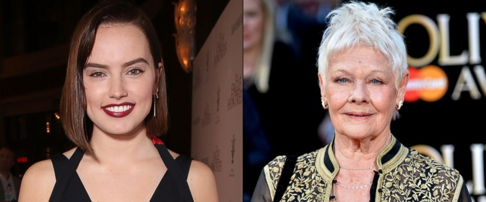 """PHOTO: Daisy Ridley attends the Premiere of Sony Pictures Classics """"The Eagle Huntress,"""" Oct. 18, 2016, in Los Angeles. 