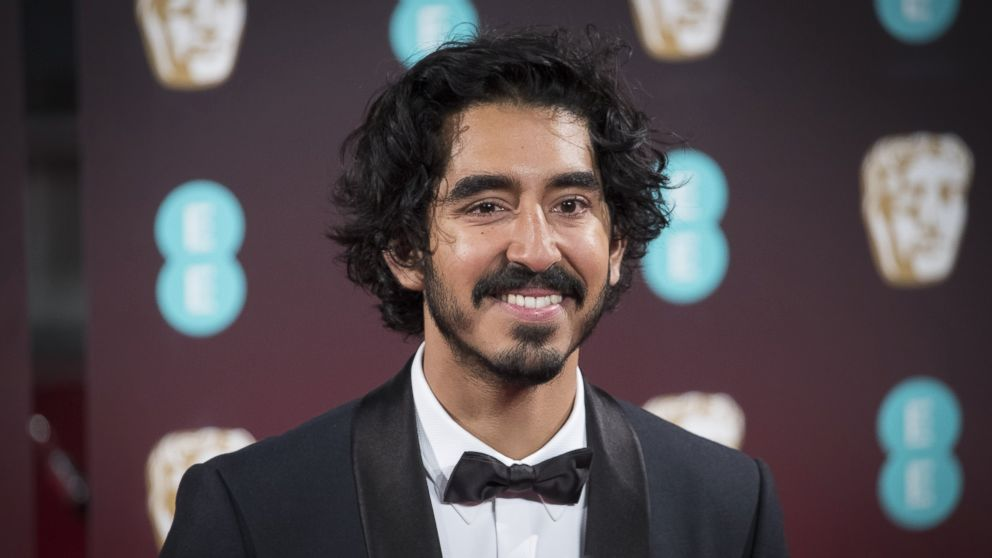 Dev Patel attends the 70th EE British Academy Film Awards (BAFTA) at Royal Albert Hall, Feb. 12, 2017, in London, England.  (Photo by John Phillips/Getty Images)