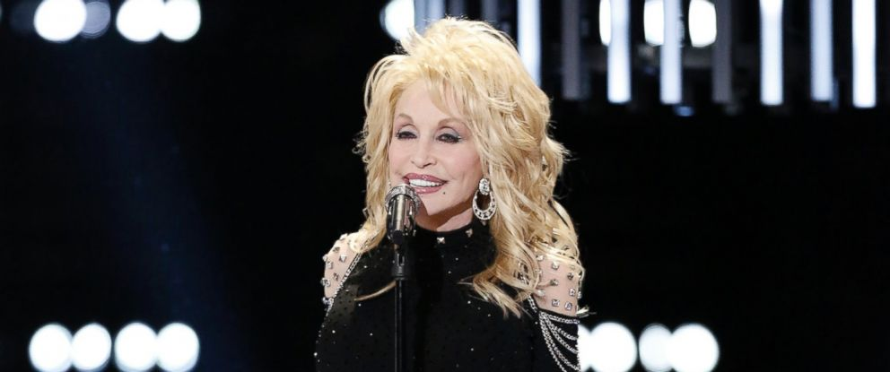 PHOTO: Dolly Parton is pictured on Nov. 28, 2016.