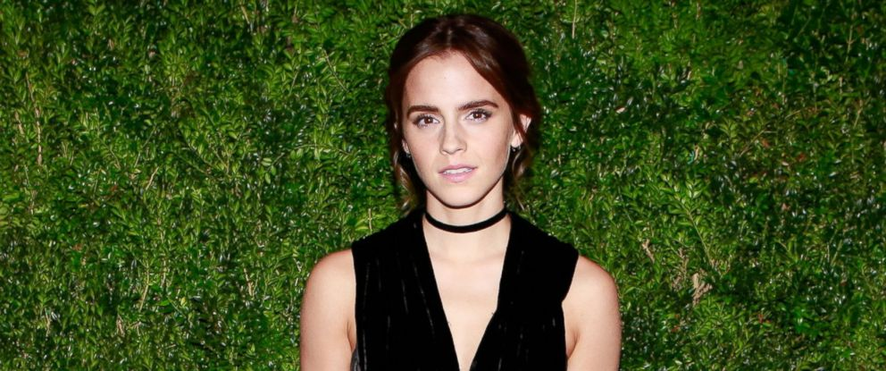 PHOTO: Emma Watson at theThe Museum of Modern Art Film Benefit: A Tribute to Tom Hanks at The Museum of Modern Art, Nov. 15, 2016, in New York.