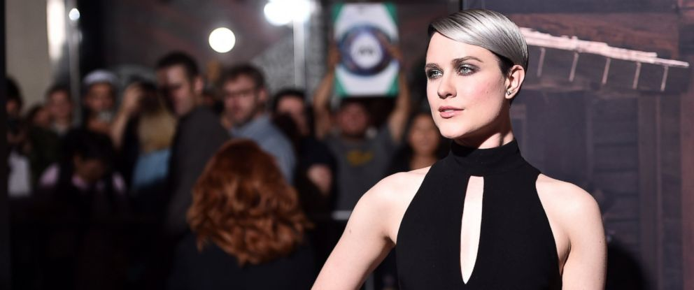 """PHOTO: Evan Rachel Wood attends the premiere of HBOs """"Westworld,"""" Sept. 28, 2016, in Hollywood, California."""