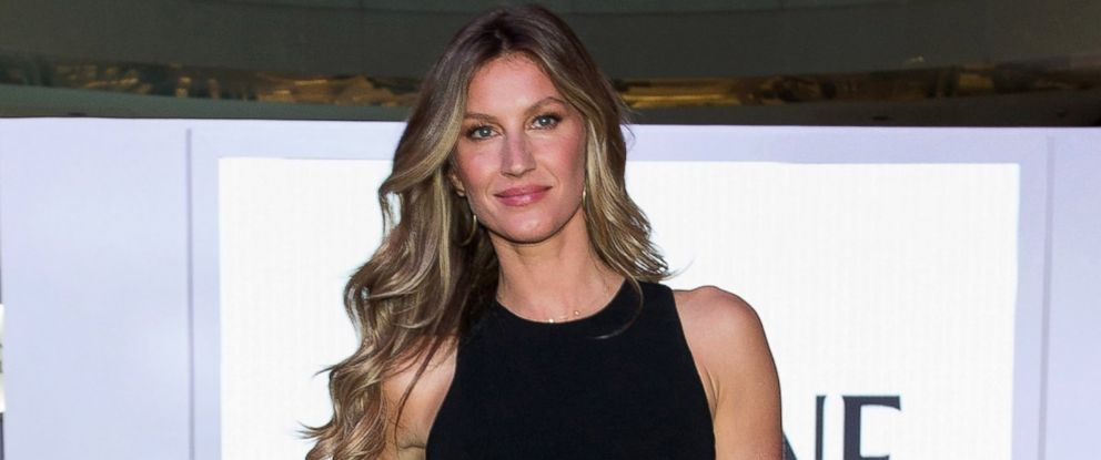 PHOTO: Gisele Bundchen attends the Pantene Institute launch at Paseo Interlomas, Oct. 27, 2016, in Mexico City, Mexico.