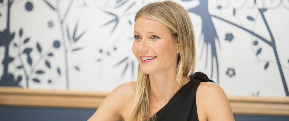 PHOTO: Gwyneth Paltrow at a book signing event, May 19, 2017, in Seattle.