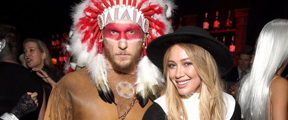 PHOTO: Hilary Duff and Jason Walsh attend the Casamigos Halloween Party at a private residence, Oct. 28, 2016, in Beverly Hills, California.