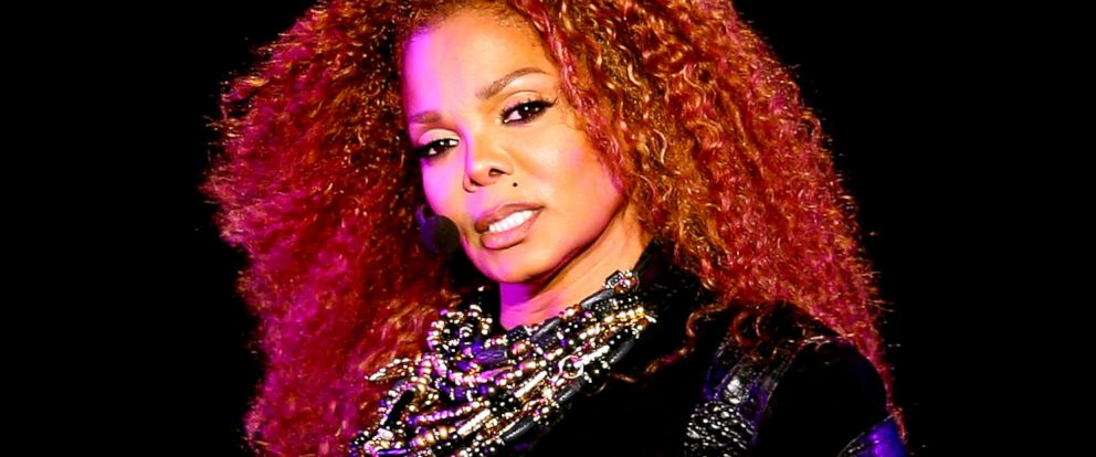 PHOTO: Janet Jackson performs after the Dubai World Cup at the Meydan Racecourse, March 26, 2016, in Dubai, United Arab Emirates.