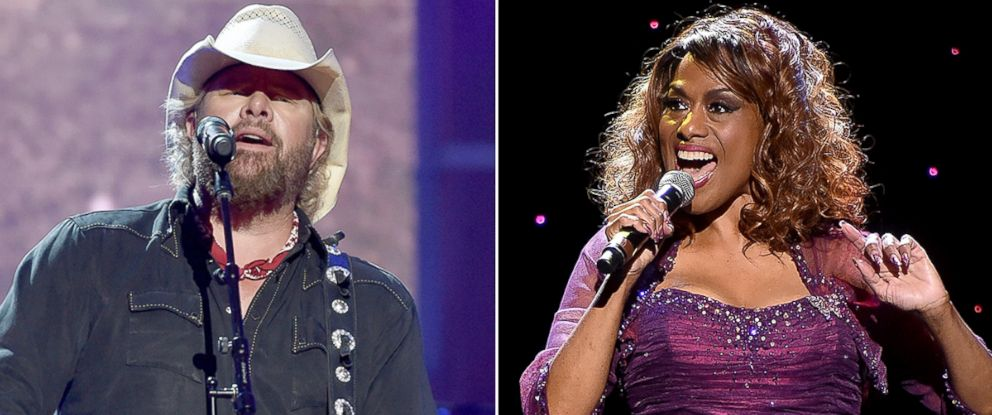 PHOTO: TOby Keith and Jennifer Holliday to perform at Inauguration.