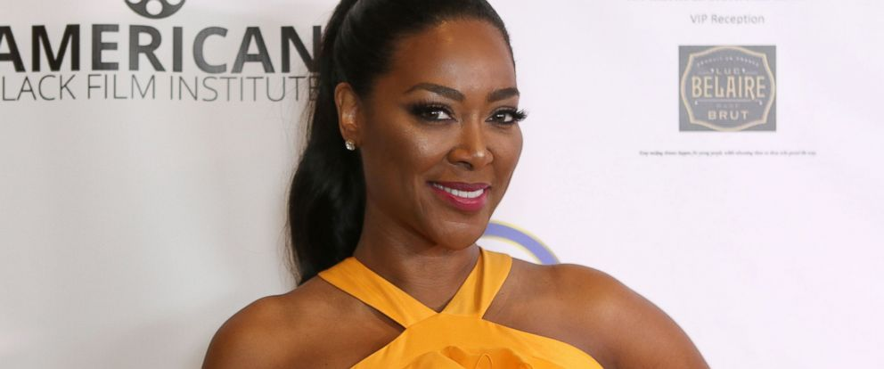 PHOTO: Television personality Kenya Moore attends the 2017 Pre-Oscar Gala for the American Black Film Institute at Prestons on Feb. 24, 2017 in Hollywood, Calif.