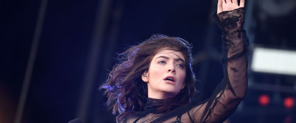 PHOTO: Lorde performs at Randalls Island, June 2, 2017, in New York City.