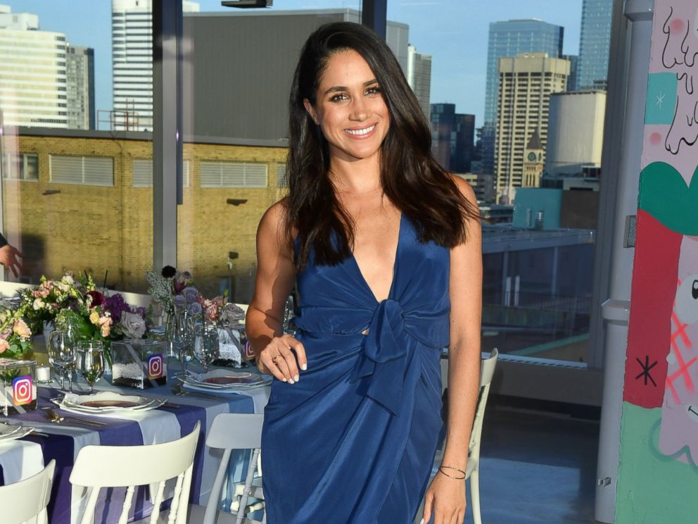 Prince Harry S Girlfriend Meghan Markle Opens Up About Her Biracial Identity Abc News