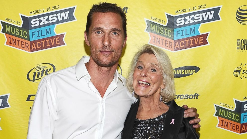 Matthew Mcconaughey Says He Lives In Austin Texas To Be Close To