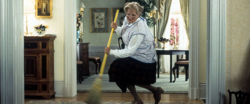 "PHOTO: The house in San Francisco where ""Mrs. Doubtfire"" was filmed has sold."