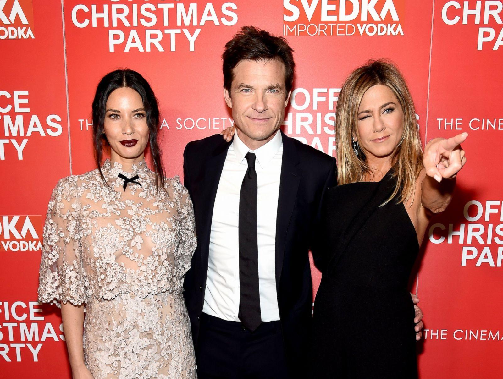 Olivia Munn, Jason Bateman & Jennifer Aniston Picture | December\'s ...