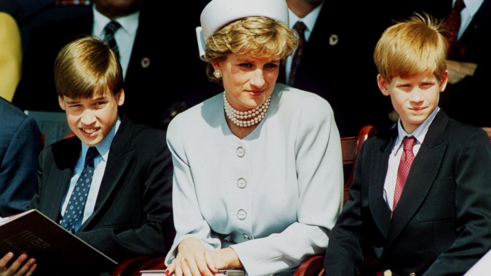 Diana Statue To Be Erected On The Grounds Of Kensington Palace Abc News