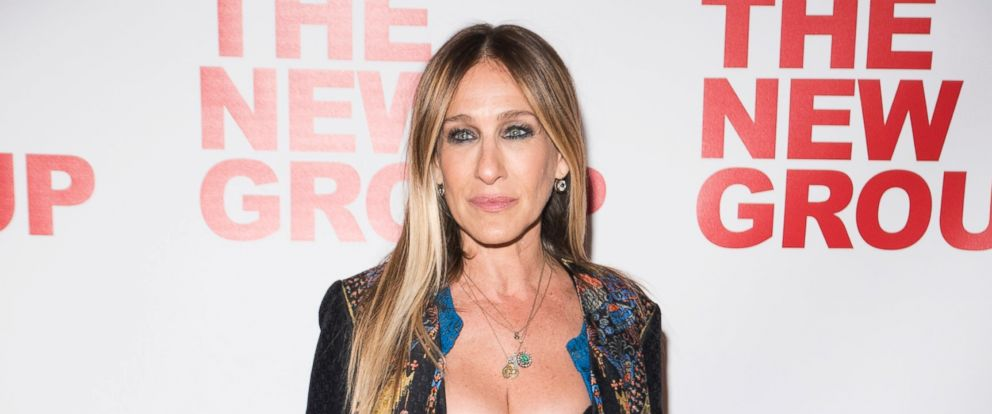 "PHOTO: Sarah Jessica Parker attends ""Evening At The Talk House"" opening night at Green Fig Urban Eatery, Feb. 16, 2017 in New York City."