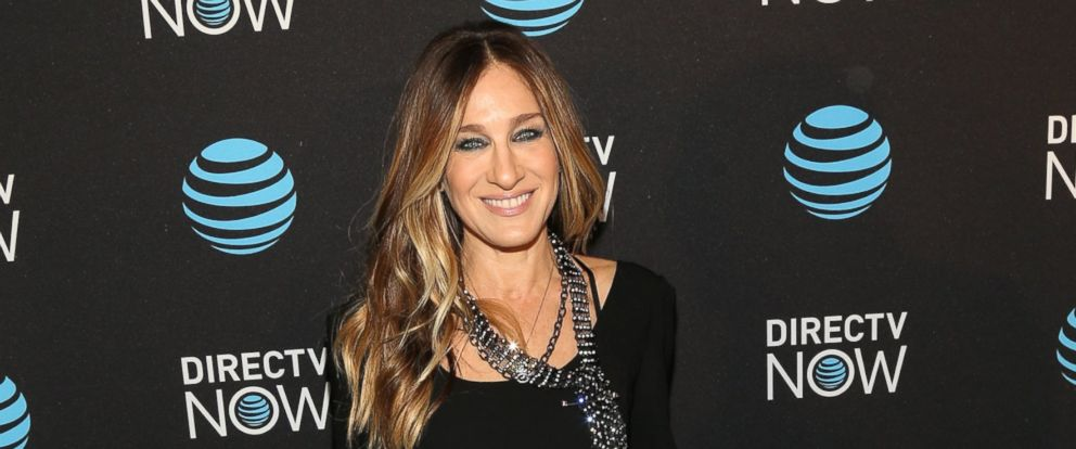PHOTO: Sarah Jessica Parker attends the DirectTV Now launch at Venue 57, Nov. 28, 2016, in New York City.