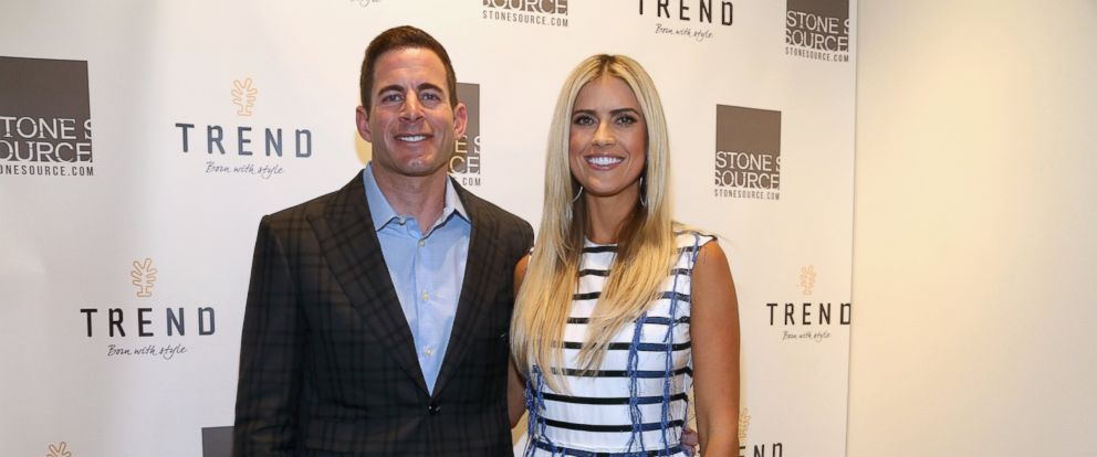 PHOTO: Tarek El Moussa and Christina El Moussa attend Tarek and Christina, TVs Favorite House Flippers, Featured at TREND/Stone Source Event in New York, Sept. 15, 2016 in New York City.