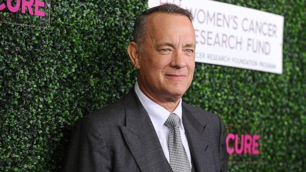 Tom Hanks sends new espresso machine to White House press corps