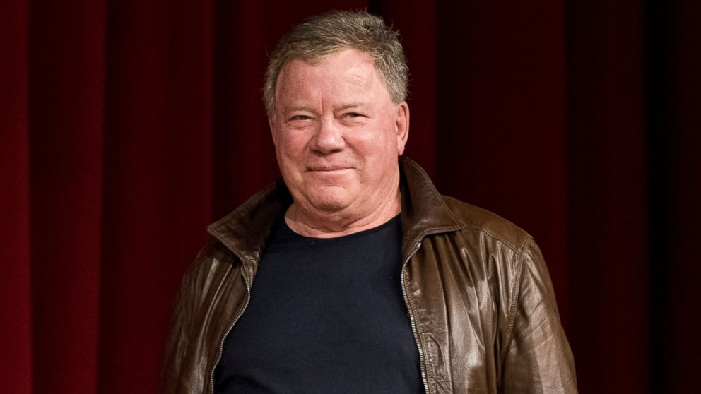 William Shatner Recalls Spending First Contact Day With Carrie