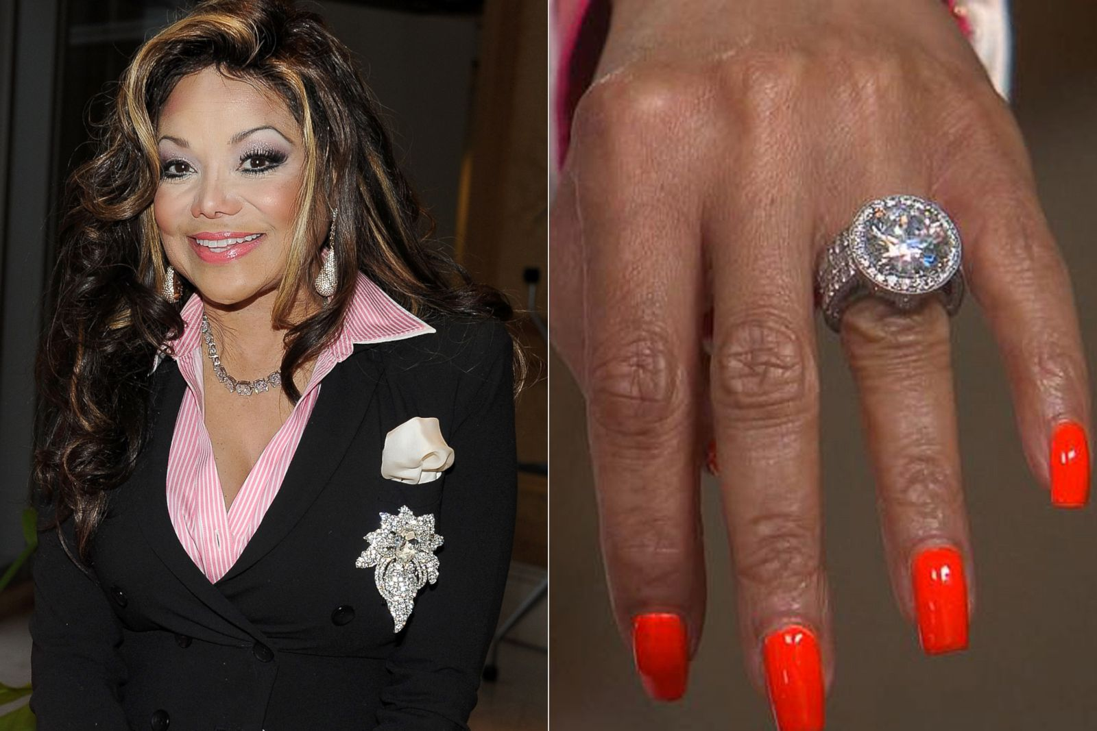 Hollywood S Biggest Engagement Rings Photos Image 15