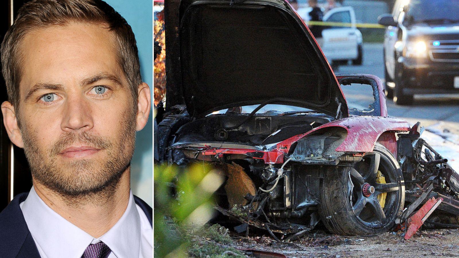 Paul Walker Dead Cause Of Crash Under Investigation Abc News