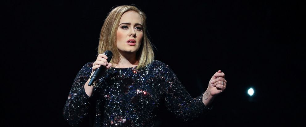 PHOTO: Singer/songwriter Adele performs at The Palace of Auburn Hills, on Sept. 6, 2016, in Auburn Hills, Michigan.