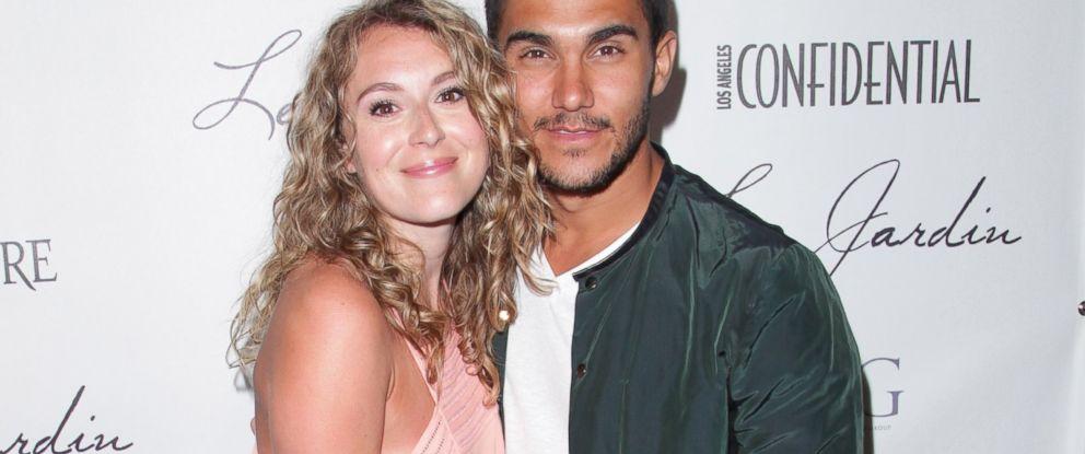 PHOTO: Alexa PenaVega and Carlos PenaVega are seen, June 4, 2015, in Hollywood, Calif.