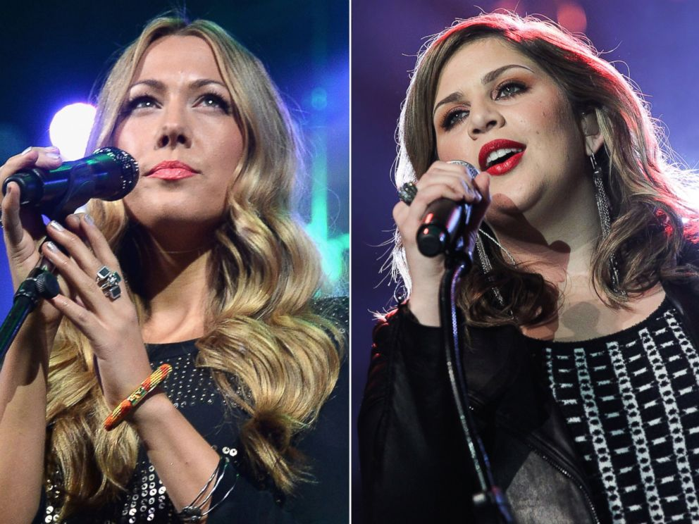 PHOTO:Singers Colbie Caillat, left, and Hillary Scott of Lady Antebellum never made it past their American Idol auditions.