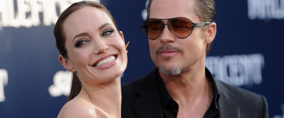 aa105a3480592 Brad Pitt and Angelina Jolie Married  Their Best Quotes About Marriage  Through the Years