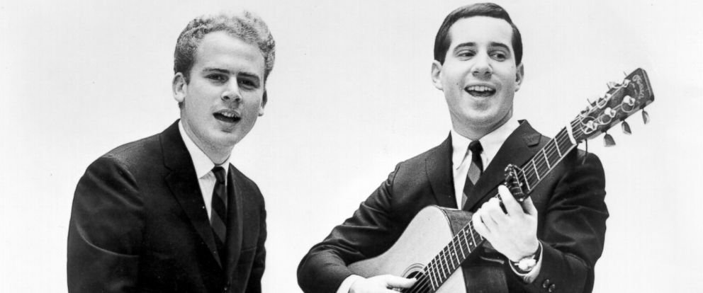 PHOTO: Art Garfunkel and Paul Simon are seen in this undated file photo.