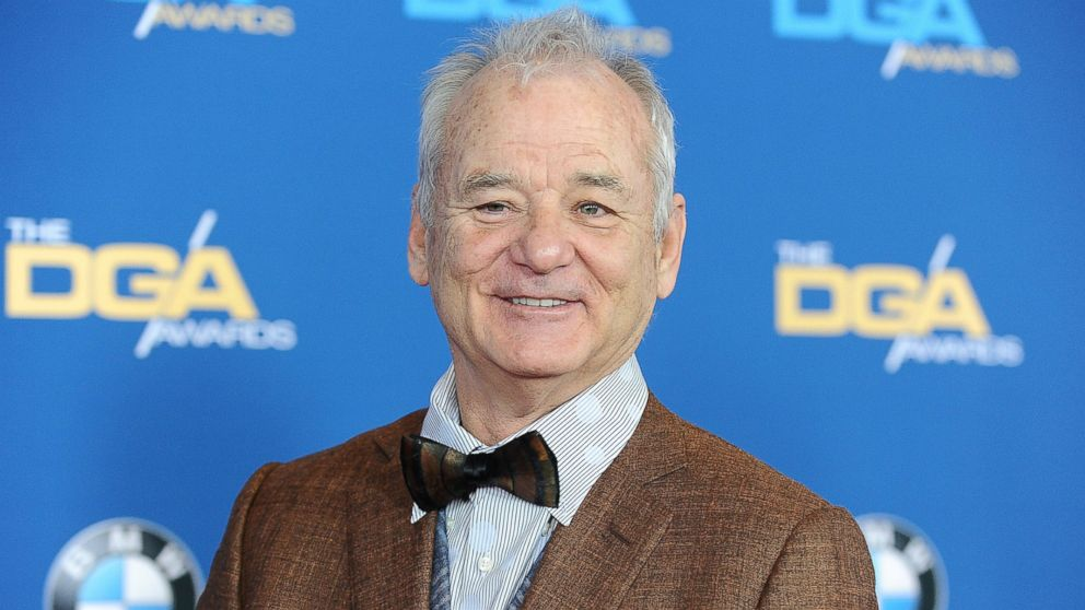 Bill Murray Skipped Emmy Awards For Son S Wedding Abc News
