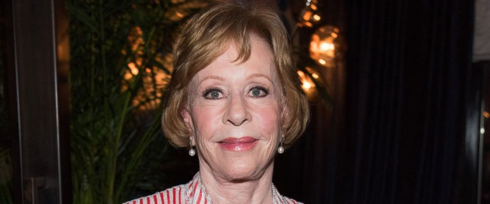 "PHOTO: Carol Burnett attends the after party for ""The Carol Burnett Show: The Lost Episodes"" screening hosted by Time Life and The Cinema Society at Tribeca Grand Hotel on Sep. 17, 2015 in New York."