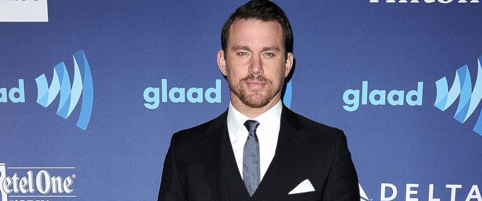 PHOTO: Actor Channing Tatum attends the 26th annual GLAAD Media Awards at The Beverly Hilton Hotel, March 21, 2015, in Beverly Hills, Calif.