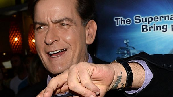 PHOTO: Charlie Sheen